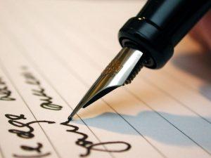 Назначение на проведение почерковедческой экспертизы