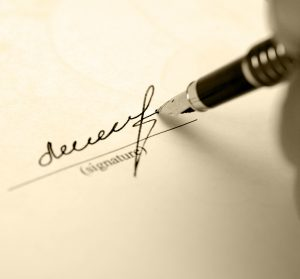 Подделка подписи экспертиза