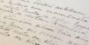 Производство почерковедческой экспертизы