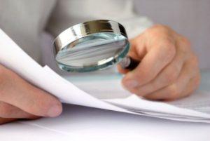 Как делается экспертиза подписи?