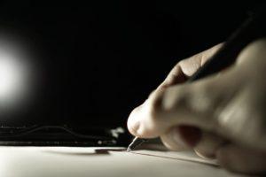 Образец почерковедческой экспертизы по уголовному делу
