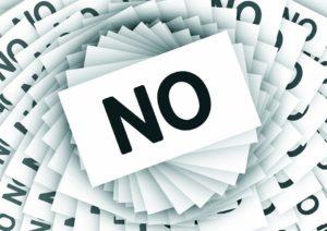 Отказ в назначении почерковедческой экспертизы