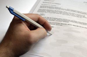 Как провести почерковедческую экспертизу?