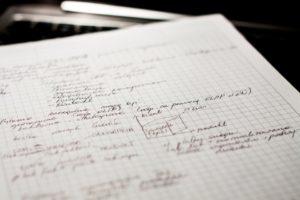 Вероятные выводы почерковедческой экспертизы