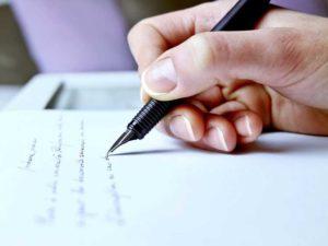 Образец ходатайства о назначении почерковедческой экспертизы подписи