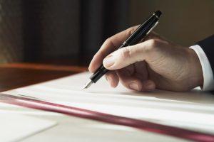 Почерковедческая экспертиза и экспертиза давности подписи