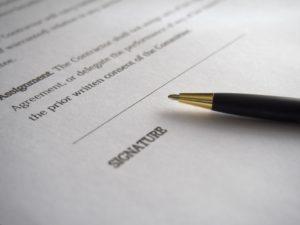 Графологическая экспертиза подписи: цена
