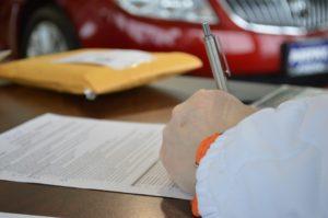 Ходатайство о проведении почерковедческой экспертизы подписи