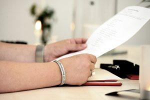 Экспертиза подделки подписи