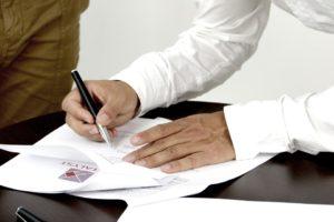 Экспертиза подлинности подписи в документах