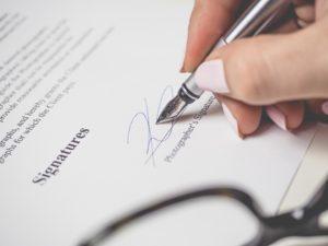 Экспертиза подписей на документах