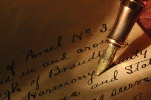 Вопросы для почерковедческой экспертизы подписи
