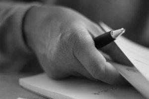 Почерковедческая экспертиза: пример заключения